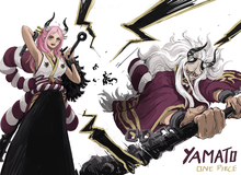 One Piece: Yamato đối đầu Sasaki, liệu con gái Tứ Hoàng có đủ sức đánh bại một 'quái vật'?