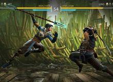 Phần mới nhất của dòng game đối kháng Shadow Fight cập bến iOS và Android hoàn toàn FREE