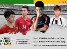 """Thần đồng PES 12 tuổi gửi lời """"thử thách"""" đến hai tuyển thủ bóng đá Việt Nam"""