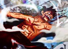 """One Piece: Top 7 nhân vật có khả năng chịu đòn """"trâu bò"""" nhất, ai xứng đáng là """"Vua lì đòn""""?"""