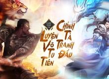 """PK """"xả láng"""" từ nhà ra đường - Game thủ máu chiến khóc thét trong Giang Hồ Tu Tiên"""