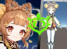 Rò rỉ thiết kế nhân vật mới trong game, Genshin Impact sẽ có pháp sư hệ Thảo đầu tiên?