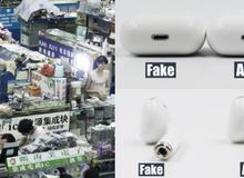 """Lạc vào """"vũ trụ"""" AirPods fake: Từ những chiếc tai nghe vài chục nghìn cho đến hàng nhái tinh vi mà """"CEO Apple cũng không phân biệt được"""""""