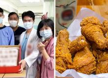 Thanh niên Đài Loan hôn mê 2 tháng bỗng tỉnh lại khi được rủ đi ăn gà rán