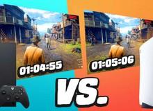 PS5 và Xbox Series X, đâu mới là cỗ máy load game nhanh nhất thế giới?
