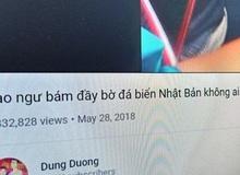 Một YouTuber Việt Nam bị lên án vì làm clip không xin phép ở Nhật Bản