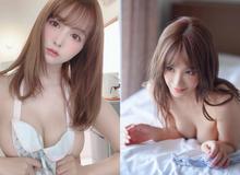 """Ngắm vòng 1 nóng bỏng của các mỹ nhân 18+ Nhật Bản trong """"ngày khoe ngực"""""""