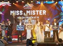 Bất ngờ với những câu chuyện chân thành đầy cảm xúc ở phần thi ứng xử Miss & Mister VLTK 15