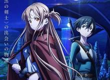 Tin Hot: Chính thức Sword Art Online: Progressive sẽ là phim điện ảnh, không phải SAO season 5