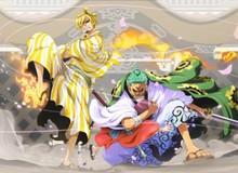 """One Piece chap 997: Sanji có thực sự là """"con ghẻ"""" trong lòng Oda?"""