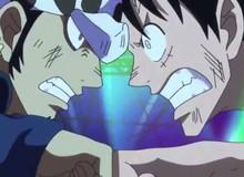 """One Piece: Quan tâm đến """"D"""" và Poneglyph, liệu Law có """"trở mặt"""" với Luffy vì tham vọng tìm kiếm kho báu?"""