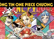 """One Piece 998: Marco đề nghị đưa băng Mũ Rơm tới chỗ Kaido, Sanji sướng rơn vì được """"gái đẹp"""" vây quanh"""
