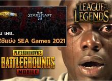 Lộ 6 game eSports tại Sea Games Việt Nam? Game thủ PUBG Mobile và LMHT sẽ khóc hận nếu đây là sự thật
