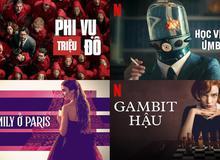 2020: Một năm tràn đầy cảm xúc cùng Netflix