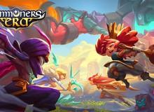 Game thủ ồ ạt tràn vào chơi phiên bản tiếng Việt Summoners Era vừa mở hôm nay