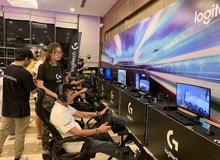 Logitech G kết hợp BMW tạo ra trải nghiệm đua xe hoàn hảo từ thực tế đến video game