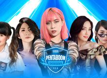 10 bóng hồng xinh đẹp hứa hẹn khiến đấng mày râu phải trầm trồ tại Showmatch Liên Minh: Tốc chiến Pentaboom