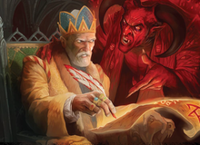 Asmodeus: Hoàng tử sắc dục của địa ngục, kẻ khiến cho cả người và quỷ run sợ