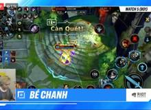 """Showmatch Tốc Chiến: Bé Chanh có hành động """"ngông cuồng"""" và cái kết khiến tất cả phải bất ngờ"""
