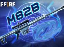 Súng Free Fire M82B có phải là khẩu súng mạnh nhất trong game không?