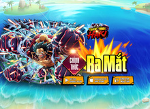 Game mobile đề tài One Piece Thức Tỉnh Haki công bố lộ trình ra mắt game thủ Việt