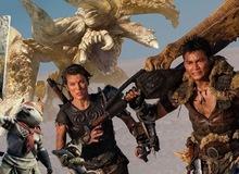 Siêu phẩm săn quái vật hoành tráng nhất từ Hollywood khép lại điện ảnh 2020