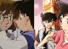 """Top 4 cặp đôi """"trên tình bạn dưới tình yêu"""" trong Thám tử lừng danh Conan"""