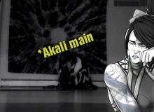 Fanboy Akali chỉ biết 'khóc xong rồi cất poster vào góc' khi biết tin tướng tủ bị nerf ở bản 10.25b