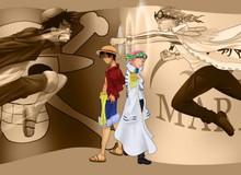 One Piece: Wano liệu có phải là thời điểm thích hợp để một liên minh Hải Tặc – Hải Quân ra đời?
