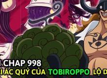 Soi mói One Piece: Những chi tiết thâm thuý mà Oda cài cắm trong chap 998 (P1)