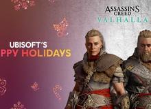 Theo bước Epic, Ubisoft cũng phát tặng rất nhiều phần quà miễn phí cho game thủ