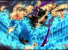 Spoil One Piece 999: Hé lộ về món nợ của 2 Tứ Hoàng, Zoro cưỡi phượng hoàng đại chiến King - Queen