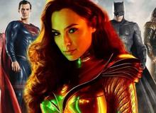 Ngoài Wonder Woman, các siêu anh hùng DC khác đang ở đâu và làm gì vào năm 1984?