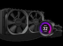 NZXT cập nhật 3 mẫu tản nhiệt nước AIO mới cho CPU next gen