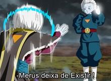 Dragon Ball Super chap 67: Tại sao Merus không được hồi sinh, phải chăng đây là lệnh của Daishinkan?