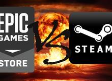 Nhìn Epic vung tiền tấn để tặng miễn phí cho game thủ, Steam đã đầu hàng?