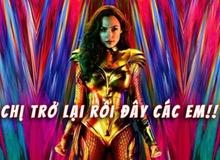 """Wonder Woman 1984 đổ bộ, cộng đồng mạng và dàn nghệ sĩ khen nức nở """"bom tấn"""" nhà DC"""