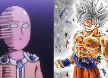 Sở hữu sức mạnh ngang Thần, đây chính là 10 nhân vật anime có thể hủy diệt thế giới (P1)