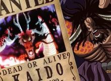 One Piece: Cá hóa được thành Rồng, phải chăng Kaido đã thức tỉnh được trái ác quỷ Thần thoại của mình?