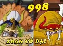 Soi mói One Piece: Những chi tiết thâm thuý mà Oda cài cắm trong chap 998 (P2)