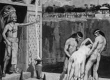 """""""Cô dâu thủy thần"""" – Tục hiến tế rùng rợn và đẫm máu của người Maya"""