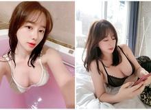 Livestream cảnh tắm bồn trong khách sạn, nữ streamer xinh đẹp trở nên siêu hot chỉ sau một đêm