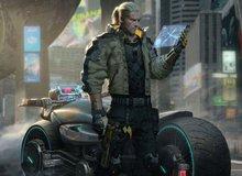 """Geralt """"chuyển nhà"""" từ The Witcher sang Cyberpunk 2077"""