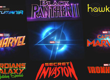 Điểm tên những dự án mới của Marvel Studios trong thời gian tới, toàn siêu phẩm không thể bỏ lỡ