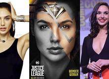 """Không chỉ là siêu anh hùng mạnh mẽ trong phim, Gal Gadot còn là """"Nữ Thần Chiến Binh"""" ngoài đời thực"""