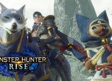 Nintendo chi hơn 130 tỷ để Monster Hunter Rise được độc quyền trên Switch