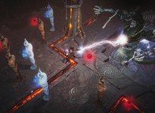Mãn nhãn trước nền đồ họa cực đỉnh của Diablo Immortal trên di động, không khác gì các siêu phẩm PC hàng đầu