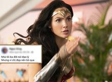 Wonder Woman 1984 bị netizen so sánh với... Hương Giang vì hay nói đạo lý, người khen kẻ chê lẫn lộn