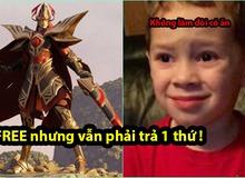 """Garena tặng FREE skin Việt nhưng có thể đòi thứ khiến game thủ Liên Quân """"chơi chùa"""" khó chịu"""