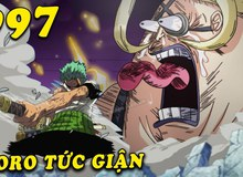 One Piece: Những chi tiết thú vị ẩn chứa trong chap 997, Zoro tuyên bố muốn chém Kaido